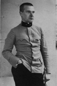 Georg Trakl, around 1912